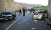 Incidente a catena sull'Asse Mediano