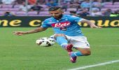 Insigne si infortuna